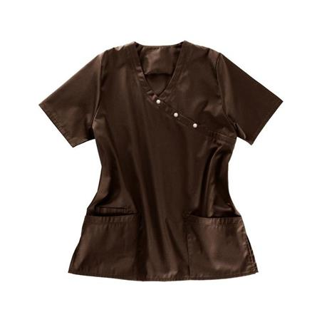KASACK 941 VON BEB / FARBE: CHOCOLATE BROWN - KASACKS DAMEN in ihrer Region Neu Reddevitz günstig bestellen - KASACK - KASACKS - KASAK - KASAKS - DAMENKASACK